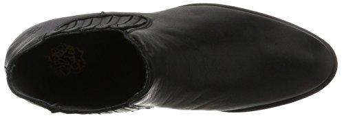 Apple of Eden Damen Sting Chelsea Boots Schwarz (Black)