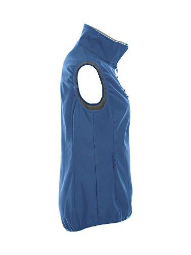 CqC - Manteau sans manche - Blouson - Femme X-Small Bleu Marine