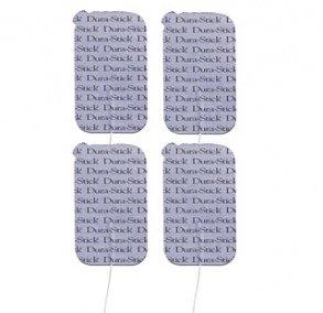 Compex Electrodos DuraStick 5 x 9 cm (4 uds)