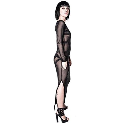 Killstar - Robe - Colonne - Femme Noir