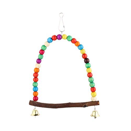 Glocke Schwingen Vogelspielzeug Spielzeug Papagei Käfige Wellensittich Nymphensittich Wellensittich Wellensittich