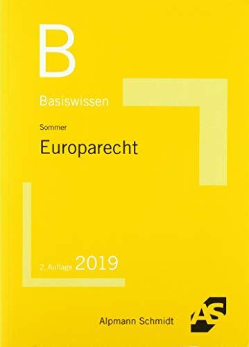 Basiswissen Europarecht