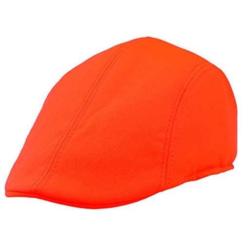 JUNGEN Unisex Boina Moda Gorras Beisbol Retro Sombrero