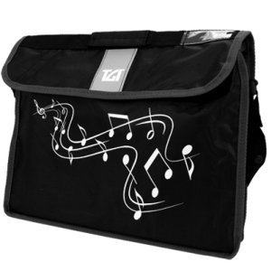 Tgi Music Carrier Plus Bag - Black