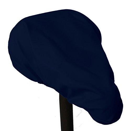 MadeForRain Einfacher Sattelschoner gegen Verschmutzung, Abnutzung, Ausbleichen und Überhitzung - CityHopper Sunny - Nachtblau