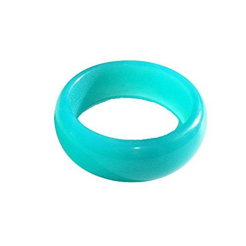 Langani Damen-Armreif Plexiglas Kunststoff breit 6,5 cm 10620 25