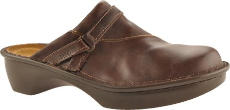 Naot , chaussures compensées femme Marron - Braun (Toffee)
