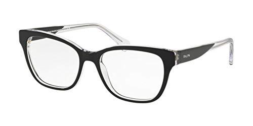 Polo Ralph Lauren 0RA7099 Optische Rahmen, (Top Black / Crystal), 53 Ralph Lauren Crystal