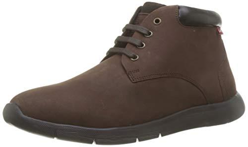 Levi's Stanford, Zapatillas Altas para Hombre, Marrón Sneakers 29, 41 EU