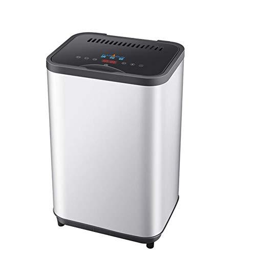 Oofay risparmio energetico asciugabiancheria, acciaio inox asciugabiancheria elettrico,grande capacità home asciugatrice,ad asciugatura rapida asciugabiancheria