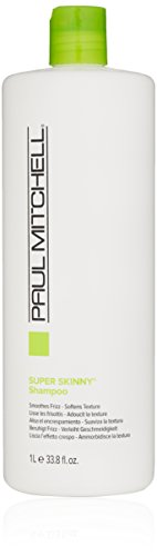 Paul Mitchell smoothing Super Skinny Shampoo, 1000 ml - Skinny Wasser