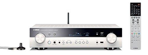 Yamaha RX-S601DWH Slimline AV-Receiver mit MusicCast - Weiß (Yamaha Aventage)