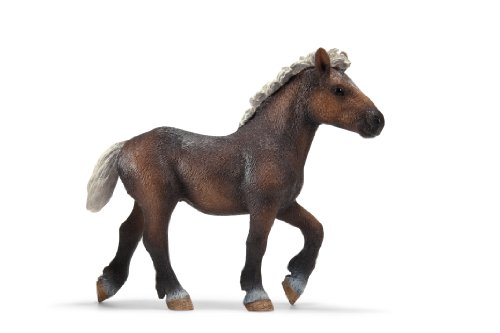 Schleich 13692 Dartmoor Pony Stallion Horse Club Toy Figure Animals