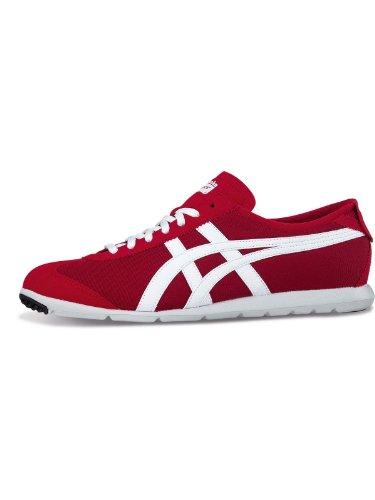 Onitsuka Tiger Rio Runner Sneaker Red /White, Red, (Rio Runner)