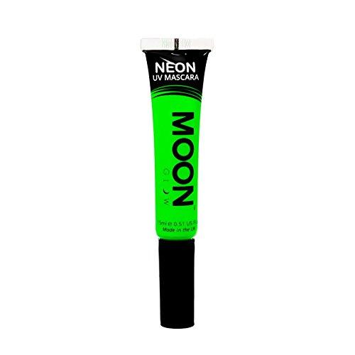 moon-glow-neon-uv-maskara-15ml-grun-ein-spektakular-gluhender-effekt-bei-uv-und-schwarzlicht