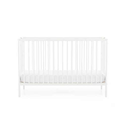 Mothercare Folding Cot, White  Mothercare