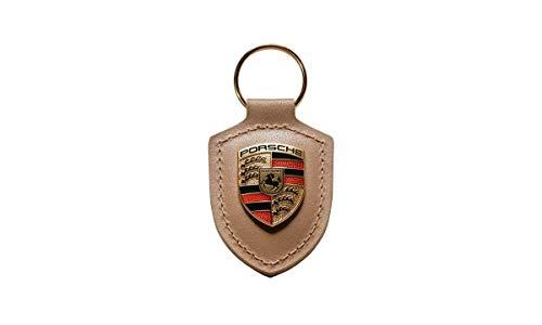Ehortus El/égant Corde PU Cuir cl/é de Voiture Sac Porte-cl/és personnalis/és pour Mercedes Marrone