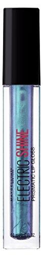 Maybelline New York Electric Shine Lipgloss Nr. 165 Blue, 5 ml
