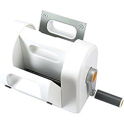 KKmoon Mini Fustellatrice Big Shot Plus- Utensile Tools per Carta Taglio Scrapbooking con 2 Pezzi di Piastre Acriliche