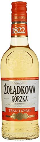 Gesichts-polnisch (Zoladkowa Gorzka Traditional Wodka (1 x 0.5 l))