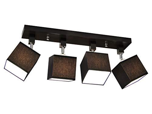 Plafoniera Per Sala Da Pranzo : Plafoniera illuminazione a soffitto in legno massiccio lls dpr