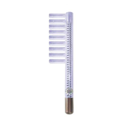 Nuevo Spa De alta frecuencia faciales Argon peine electrodo para dispositivos 11.0mm