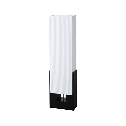 vbimlxft- Kreative quadratische Holz Stehlampe modernes Design mit Stoff Schatten Stehlampen für Wohnzimmer Schlafzimmer warme Atmosphäre Stehlampe