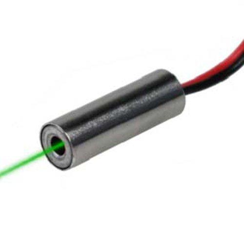Quarton Laser Modul vlm-520-03LPT (ökonomisch Direct grünen Punkt Laser) -