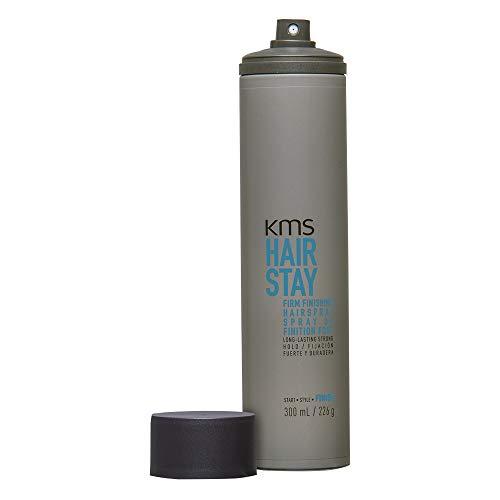 KMS California Hairstay Firm Finishing Spray, 1er Pack (1 x 300 ml) -