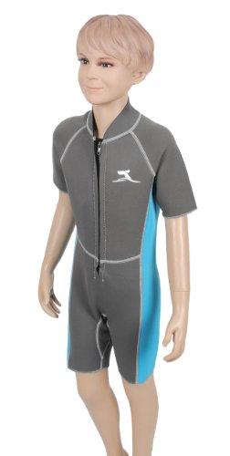 Kinder Neopren Shorty 6 - 7 Jahre 2 mm Neoprenanzug Surfanzug Bade Anzug