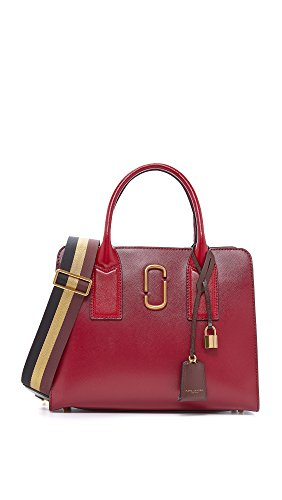 Marc Jacobs Da Donna Borsa in pelle big shot Marrone Rossiccio Marrone Rossiccio