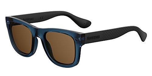 Demel Augenoptik Havaianas Paraty Sonnenbrille für Damen und Herren - Inklusive Einsteck-Etui und Mikrofasertuch - Neues Modell in 10 Farben (Medium, 9N7070)
