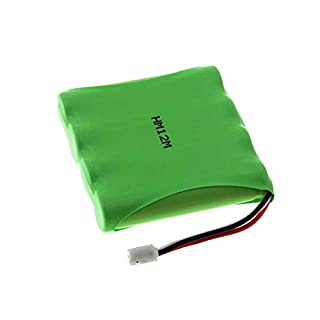 Premium Battery NiMH 4.8 V for Philips SBCRU970
