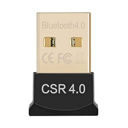 USB 2.0 CSR 4.0 Dongle-Adapter Drive-Stecker und die beweglichen drahtlosen HD-Stereo-Audio-Receiver für PC Laptop spielen - 001 Stereo