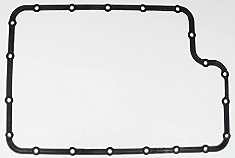 Ford E4OD/5R110W Transmission Molded Rubber/Metal Clad Oil Pan Gasket F6TX7A191A by GMTransmissionParts
