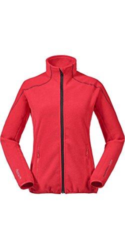 2017 Musto Women's Essential Fleece Jacket TRUE RED SE0127 Sizes- - Ladies 14