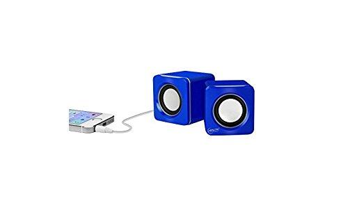 Arctic S111 M Mobile Mini - Blue - Altavoz portátil para Smartphone, azul
