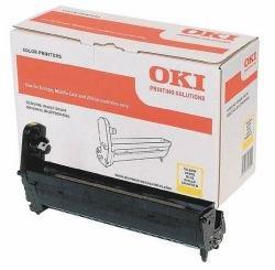 Preisvergleich Produktbild Original Trommel für OKI C5650 C5650N C5750 C5750N, gelb