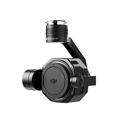 DJI Zenmuse X7 Kompaktkamera (mit Sensor-35 und integriertem Gimbal, HD-Video und Foto, kompatibel mit DJI Inspire 2-Drohne, 6K CinemaDNG 5,2K Apple ProRes)