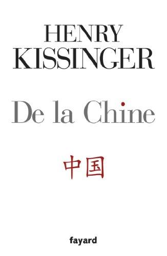 De la Chine (Documents)