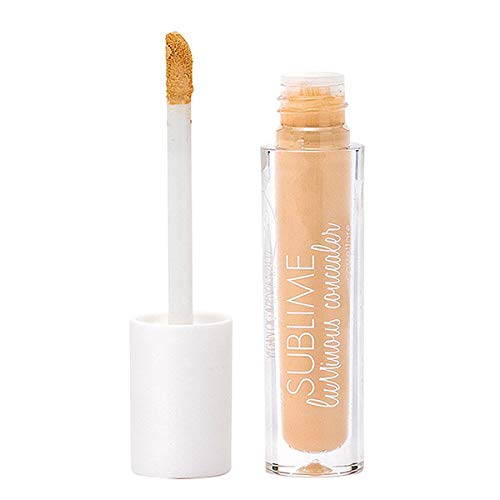 Purobio Cosmetics - Correcteur Liquide Luminous N°2 - Lot De 3 - Vendu Par Lot - Livraison Gratuite En France