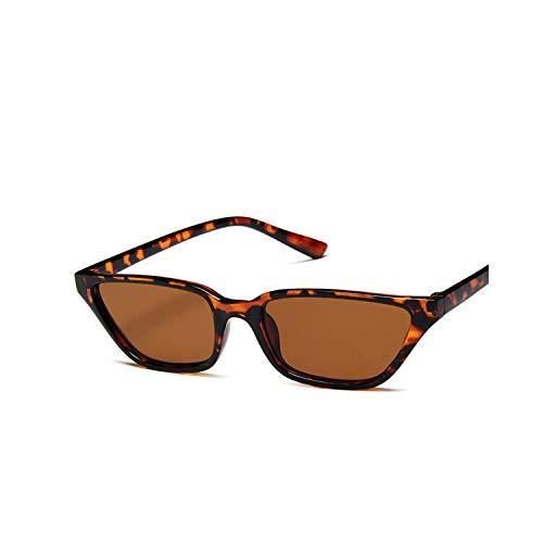 Sportbrillen, Angeln Golfbrille,Popular Trend Retro Sunglasses Women Cat Eyes Cool Sunglasses Mens Fashion Vintage Sunglasses Beach Sunglasses UV400 C2