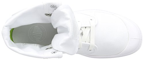 Palladium , Baskets mode femme Weiß (White/White)
