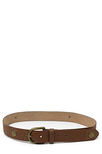 Desigual Luxury Fashion Donna 19SARL05BROWN Marrone Cintura | Primavera Estate 19