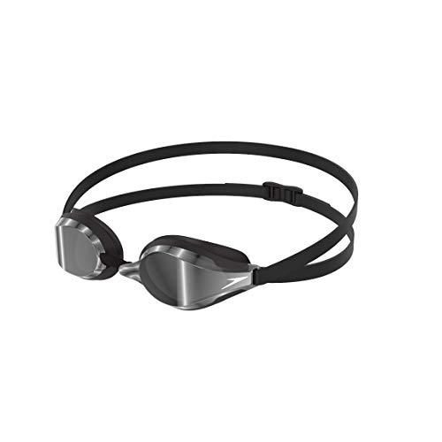 Fastskin Erwachsene Speedsocket 2 Goggles, Black/Mirror, One Size