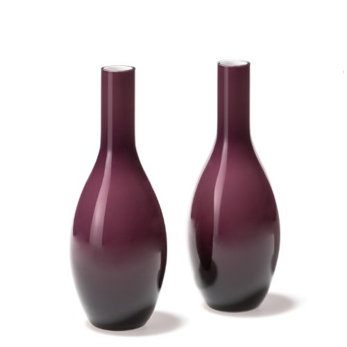 Leonardo 17292 Set 2 Table vase Beauty 18 cm, purple