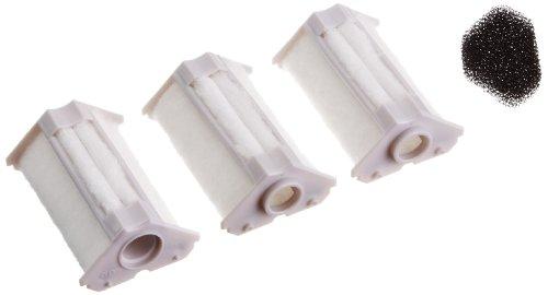 Dennerle 5865 Ersatzkartusche für Nano-Eckfilter 3-er Pack