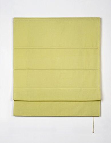 Estores Basic Plegable con Varillas, Lima, 150x175 cm