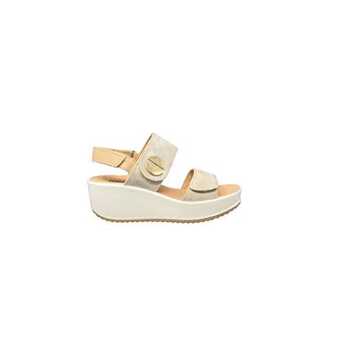 IGI&CO 3173399 Sandalo Donna Platino 41