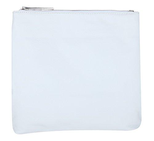 Eastpak NICOMEDE TALAVERA UNTITLED, Borsa a spalla uomo 28x21x6 cm White&Green
